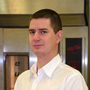 Oláh Gábor Baking Center technológus